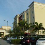 Φωτογραφία: Courtyard by Marriott Miami Homestead