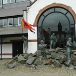 Front of House of Manannan