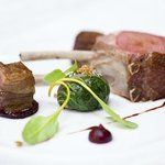 Baby Lamb with Ruby Queen Beet Root