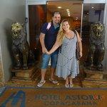 Φωτογραφία: Hotel Astoria Copacabana