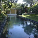 Pool from Villa 3