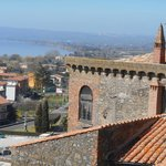 Bolsena, 5 minutes walk from hotel