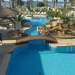 Foto di Golden Bay Beach Hotel