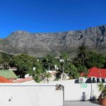 Table Mountain View from Roof Deck