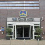 Foto de BEST WESTERN Blue Tower Hotel