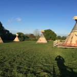 Foto Big Sky Tipi Holidays