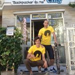 صورة فوتوغرافية لـ ‪Sunflower City Backpacker Hostel & Bar‬