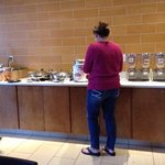 SpringHill Suites Indianapolis Downtown Foto