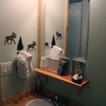 Moose Room Bathroom