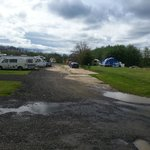 Tourers and Camping Area