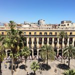 Foto de Hotel DO Placa Reial
