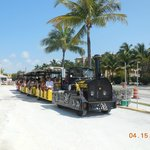 Conch Tour Train Foto