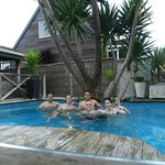 Foto van Anchor Lodge Coromandel