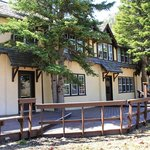 Crandell Mtn Lodge, operated since 1940, has a historic charm about it.........