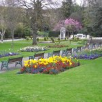 Gardens in Weston-super-Mare