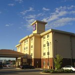 Sleep Inn & Suites Huntsville resmi