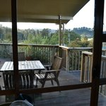Foto de Waitomo Caves Guest Lodge