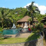 Photo de El Nido Garden Beach Resort