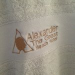 Alexander The Great Beach Hotel resmi