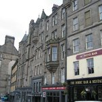 Φωτογραφία: St. Christopher's Inn Edinburgh