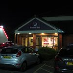 Premier Inn Taunton Central - North resmi