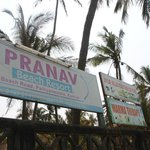 Foto de Pranav Beach Resort
