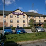 Plenty of parking at this Premier Inn