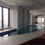 Pool on 27th floor