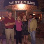 Saturday Night at St-Emilion