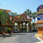 Foto de BEST WESTERN Seaside Inn-St. Augustine Beach