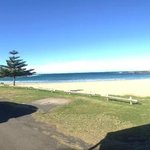 Easts beach - from the balcony