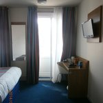 our room on 3rd floor facing waterloo place road