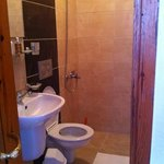 Newly refurbished bathrooms