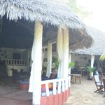Foto van Fumba Beach Lodge