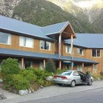 Foto van Aoraki Mount Cook Alpine Lodge