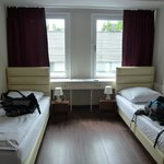 City Hostel Berlin resmi