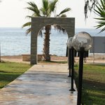 Simos Magic Beach Hotel Apartments Foto