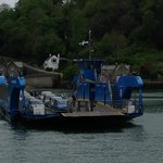 King Harry Ferry at St Mawes