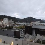 View of Picton from our room.