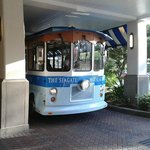 Complimentary Shuttle to the Beach Club