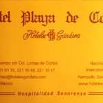 Photo of Hotel Playa de Cortes