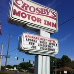 Photo de Crosby's Motor Inn
