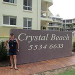 Foto de Crystal Beach Holiday Apartments