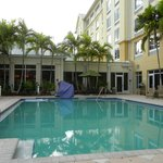 Foto van Hilton Garden Inn Ft. Lauderdale Airport-Cruise Port