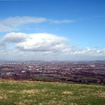 View from Werneth Low
