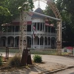 صورة فوتوغرافية لـ ‪Gruene Mansion Inn Bed & Breakfast‬