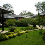 Flower Garden Lake Resort Foto