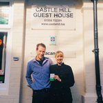 Castle Hill Guest House resmi