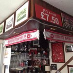 Bar area... Massive millers fans, don't let that put you off :-)