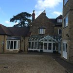 BEST WESTERN The Grange at Oborne resmi